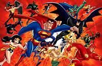 Justice League DC Comics Super Heroes