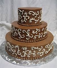 Wedding Chocolate Birthday Cake