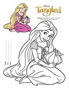rapunzel coloring pages print pic 13 www cartoon coloring pages com 50 ...