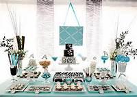 Tiffany Blue Birthday Party Ideas