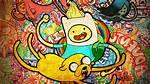 Adventure Time Cartoon