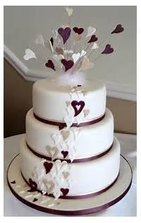 Heart Wedding Cake Ideas