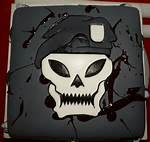 Call Of Duty Black Ops 2 Cake