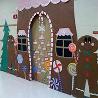 Christmas Classroom Door Decoration Idea