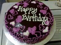 Gambar Kek Birthday