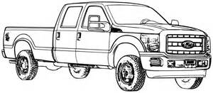 Ford Coloring Pages – 1366×598 Coloring picture animal and car also ...