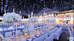 Winter Wonderland Wedding Decoration Ideas