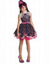Monster High Sweet 1600 Costumes