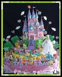 Princess Birthday Cakes Kids