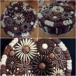 Easy Chocolate Cake Decorating Ideas