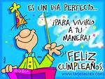 Imagen De Batz Maru Junto Al MensajeYou Take The Cake Happy Birthday