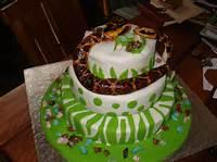 Snake Cake Decorating Ideas