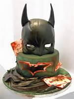 Batman Dark Knight Cake