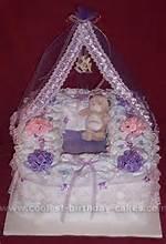 Bassinet Diaper Cake Ideas