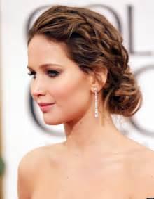bridesmaid hairstyles updo
