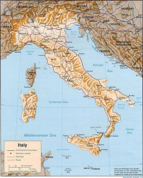 Cartina Muta Veneto image 4