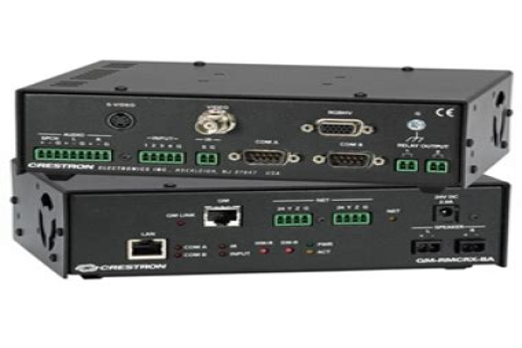 Crestron QM-RX QuickMedia Receiver RGB and Video Routing 1920 X 1200 pixels 60Hz