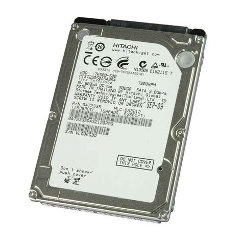 Disque Dur Hitachi 120Go 120 Gb SATA 2.5 Pour Ordinateur Portable//PS3//Mac