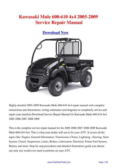 Fuel Gauge /& Gas Cap Replacement Kit KAF400 Kawasaki Mule 610//600