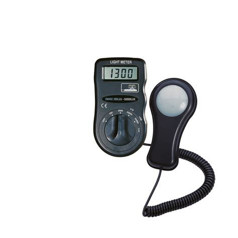 Digital Handheld Photography Light Meter with Pyle PLMT16 Measures Lux and Lumens 200,000 LUX MAX Range
