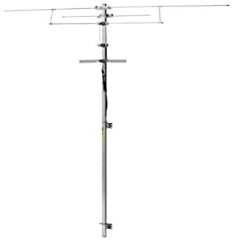 Winegard RV-3095 Sensar III Amplified Directional RV TV Antenna