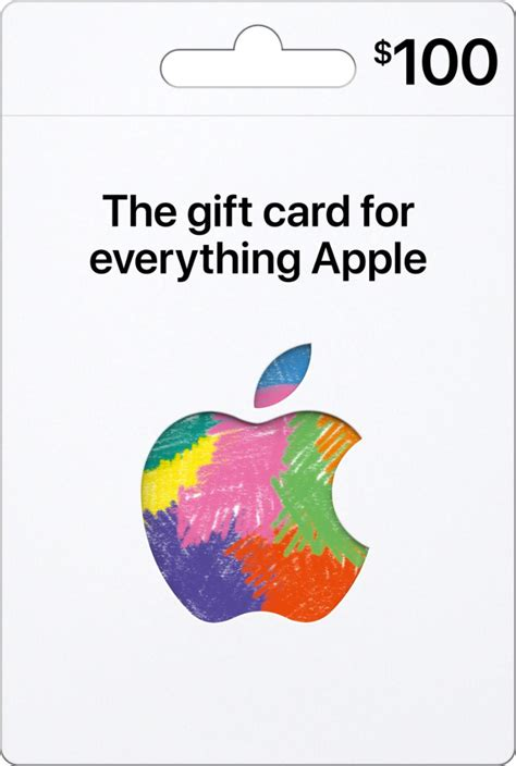 $100 Apple Music Gift Card