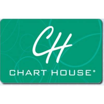 $25 Chart House Gift Card