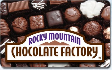 $25 Rocky Mountain Chocolate Factory Gift Card