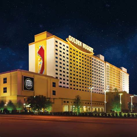 $50 Golden Nugget Hotel and Casino Gift Card