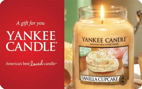 $75 Yankee Candle Gift Card
