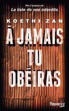 Àjamais tu obéiras (2017)