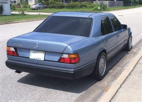 Mercedes Benz 1986 190e Manual