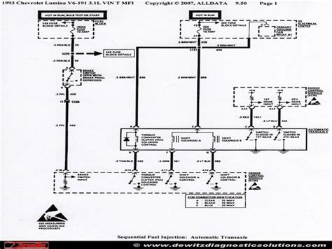 01 Blazer Transmission Wiring Diagram