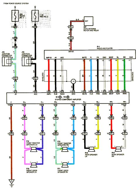 01 Camry Cd Player Wiring Diagram