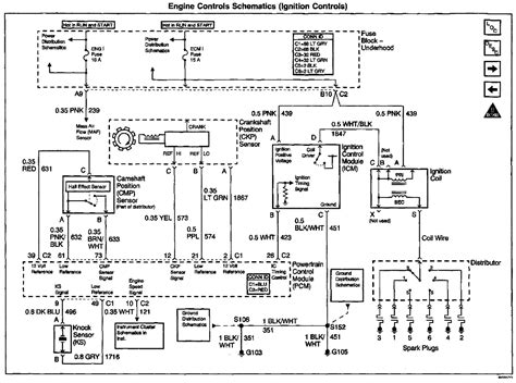 01 Chevy Blazer Wiring Diagram