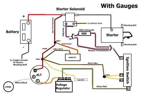 01 F150 Alternator Wiring Diagram