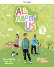 0194562344 All About Us 1 Class Book Pack