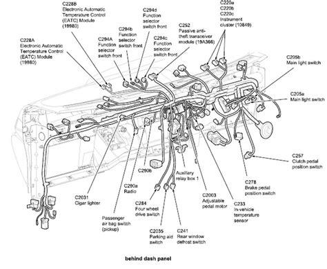 04 F450 Fuel Pump Wiring Diagram
