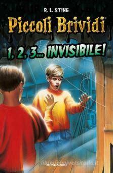 1,2,3. invisibile! Piccoli brividi