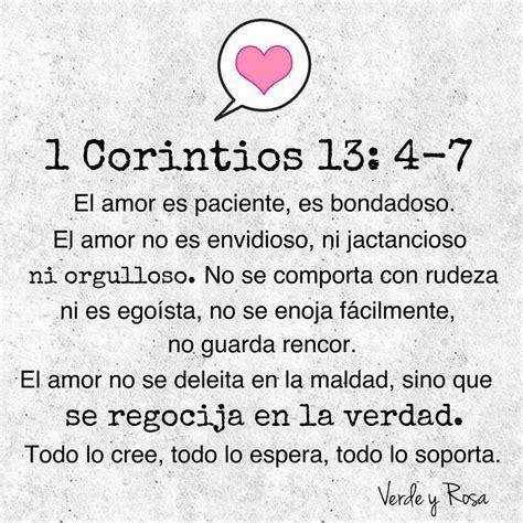 1 Corintios 13 Capitulos De La Biblia Para Ninos
