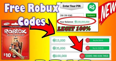 The 4 Things About 100 Free Robux Codes