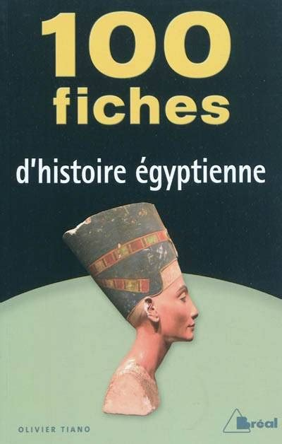 100 Fiches Dhistoire Egyptienne