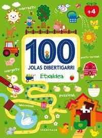 100 Jolas Dibertigarri Etxaldea