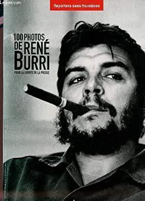 100 Photos De Rene Burri Pour La Liberte De La Presse De Julliard Jean Francois 2011 Broche