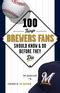 100 Things Brewers Fans Should Know Andamp Do Before They Die 100 Things Sports Fans Should Know