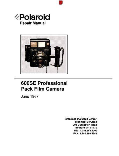 1000 Repair Manual