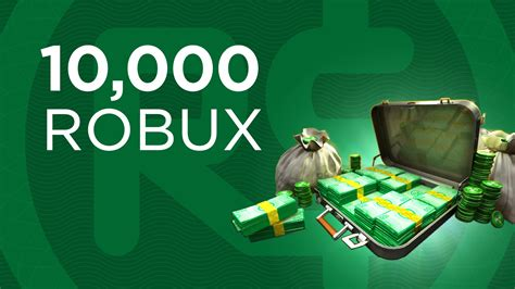 1 Things 10000 Robux Card