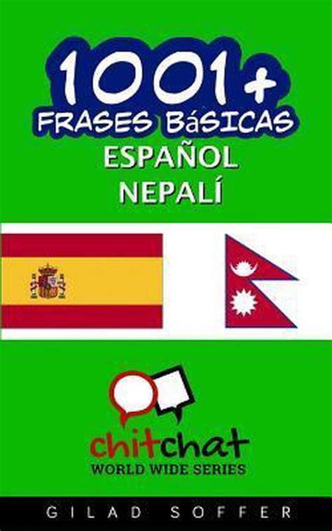 1001 frases basicas espanol nepali