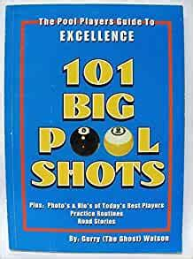 101 Big Pool Shots English Edition