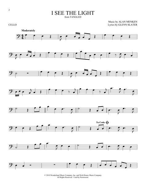101 Disney Songs: Cello